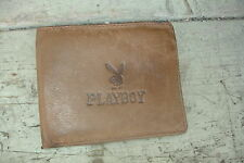 playboy vintage genuine leather.