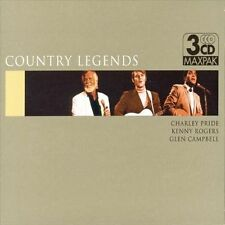 Country Legends - Pride, Rogers, Campbell [3CD Box Set]   **NEW**