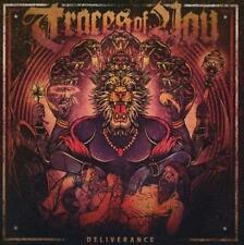 Traces of You-DELIVERANCE-CD NUOVO