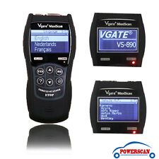 Vgate VS890 Maxiscan OBD2 EOBD Code Engine Diagnostic Tool Read Multi-language