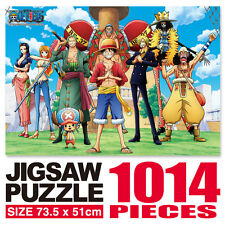 One Piece Anime Jigsaw Puzzle 1000p The Best Crew