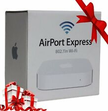 Apple AirPort Express Base Station 802.11n WiFi Router A1392 MC414LL/A NEW OTHER