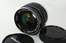 [Exc+]Olympus OM-SYSTEM Zuiko MC Auto-W 35mm f/2 Wide Angle freeship from Japan