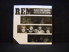 R.E.M. – Radio Free Europe: Live From The Capitol Theatre ' LP MINT & SEALED