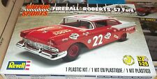 REVELL 1/25 1957 FORD FIREBALL ROBERTS NASCAR Model Car Mountain KIT NEW