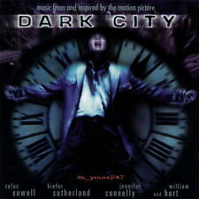 Dark City - Soundtrack [1998]  | Trevor Jones | CD