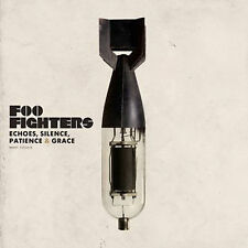 FREE US SH (int'l sh=$0-$3) NEW CD Foo Fighters: Echoes, Silence, Patience & Gra