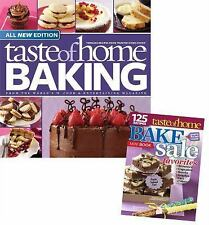 TASTE OF HOME BAKING - NEW HARDCOVER BOOK