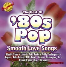 80's Pop: The Best of Smooth Love Songs New CD