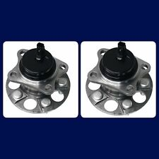 2 REAR WHEEL HUB BEARING ASSEMBLY FOR TOYOTA PRIUS 2010-2015 SHIP 2-3DAY RECEIVE