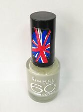 Rimmel London 60 Seconds Nail Polish - Sage All The Rage #220