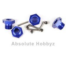 Kyosho Blue 17mm Wheel Hub (4)