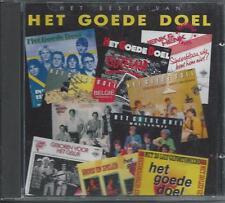 HET GOEDE DOEL - Het Beste van CD Album 10TR HOLLAND 1987 (CNR/RED BULLET)