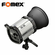 Fomex E200 Analogue & Digital Strobe Flash 200W
