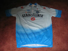 GEROLSTEINER SPECIALIZED FIAT UCI PRO TOUR NALINI ITALIAN CYCLING JERSEY [5] .
