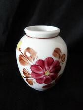 Kleine Porzellan Vase Lilienthal Lilien Porzellan Austria handgemalt (A383)XX