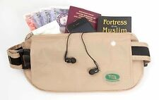 Hajj Safe - Anti-Theft Wire Re-Enforced Ihram Belt & Money Belt