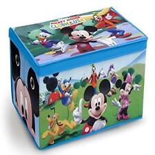 Delta Children Fabric Toy Box Disney Mickey Mouse Easy Storage MYTODDLER New
