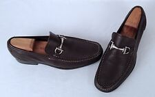 Salvatore Ferragamo 'Magnifico' Loafer- Brown- Size 8.5 EE  $560  (C21)