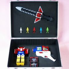 Doubutsu Sentai Zyuohger Zyuoh king Zyuoh changer housed aluminum case japan F/S