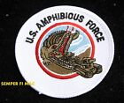 AMPHIBIOUS WARFARE PATCH US NAVAL NAVY PIN UP USS UDT SEAL TEAM SPECIAL WARFARE