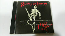 ANGELES DEL INFIERNO A CARA O CRUZ HEAVY CD WEA 1993