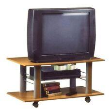 CARRELLO PORTA TV MOBILE PORTA TV CON  RUOTE PORTA STEREO HI FI  DECODER
