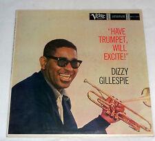 Dizzy Gillespie: Have Trumpet, Will Excite
