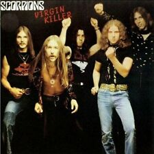 SCORPIONS - VIRGIN KILLER - CD SIGILLATO