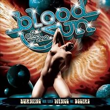 Burning on the Wings of Desire [Limited] * by Blood of the Sun (CD, Nov-2012,...