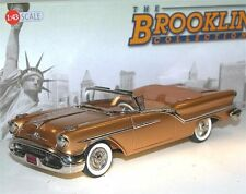Brooklin Models BRK 194, 1957 Oldsmobile Super 88 2-Door Convertible, gold, 1/43