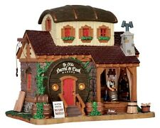 NUOVO Lemax Village COLLECTABLES-YE OLDE Barile & BOTTE Makers House-Mini GIARDINO