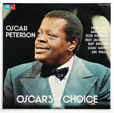 NM OSCAR PETERSON piano Oscar's Choice germany MPS 10220109 STEREO LP