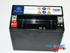 NEW Mercedes Benz Secondary Backup Auxiliary Battery Genuine Original 2115410001
