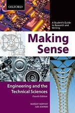 Making Sense in Engineering and the Technical Sciences: A Student's Guide to Res