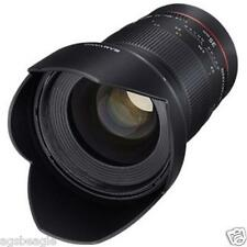 Samyang 35MM F1.4 Lens Canon Brand New With Shop Agsbeagle