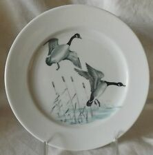 Schumann Bavaria China Canadian Geese Game Birds Series Vintage Salad Plate