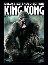 King Kong (DVD, 2006, 3-Disc Deluxe Extended Version)