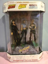 McFarlane Toys Danger Girls Special Edition Dangerous Curves Ahead Sealed