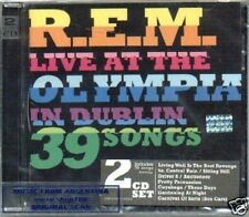 R.E.M. LIVE AT THE OLYMPIA SEALED 2 CD SET NEW 2009 REM