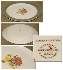 WEDGWOOD of ETRURIA & BARLASTON - 13 INCH  OVAL Serving PLATTER IN COVENT GARDEN