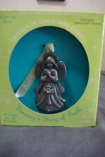 Gloria Duchin Holiday Angel Of Christmas Carols Ornament FAITH