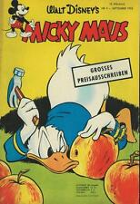 Micky Maus 1955/ 9 (Z1-), Ehapa