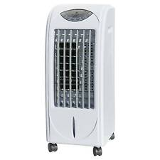 Sunpentown Evaporative Air Cooler with 3D Cooling Pad - White - SF-614P
