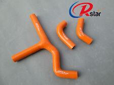 For KTM 450SX 525SX 2003 2004 2005 2006 Silicone Radiator Hose 03 04 05 06