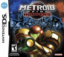 METROID PRIME HUNTERS      --  NEUF    -----   pour DS
