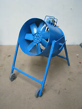 Heavy Duty Industrial Drum Floor Fan - FOR PARTS