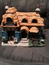"Lemax  Village Collection -The Cottage Art Gallery""- Exc Used Cond Original Box"