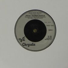 "PAUL HARDCASTLE 'JUST FOR MONEY' UK 7"" SINGLE"