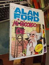 ALAN FORD n°76 OTTOBRE 1975 CON ADESIVI!!!!